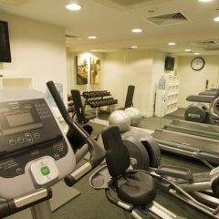 Отель Holiday Inn Stevenage фитнесс-зал фото 3