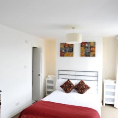 Отель Riverview Apartments Великобритания, Глазго - отзывы, цены и фото номеров - забронировать отель Riverview Apartments онлайн комната для гостей фото 2