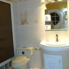 Отель Cas Bed & Breakfast Ямайка, Фалмут - отзывы, цены и фото номеров - забронировать отель Cas Bed & Breakfast онлайн ванная