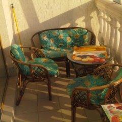 Апартаменты Apartment On Gagarinskoe Plato балкон