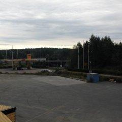 Отель Mosseporten Smarthotell спортивное сооружение