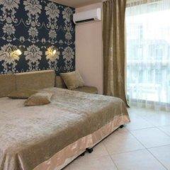 Отель Briz Beach Aparthotel Болгария, Солнечный берег - отзывы, цены и фото номеров - забронировать отель Briz Beach Aparthotel онлайн комната для гостей фото 5