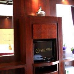 Arcadia Hotel Apartments удобства в номере фото 2