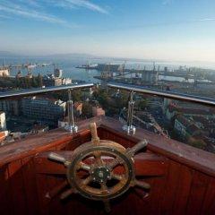 Отель Bulgaria Bourgas Болгария, Бургас - 1 отзыв об отеле, цены и фото номеров - забронировать отель Bulgaria Bourgas онлайн балкон