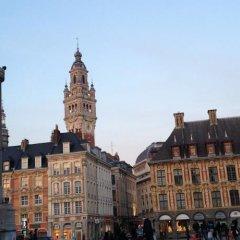 Отель ibis Styles Lille Centre Grand Place городской автобус