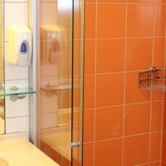 Отель Info Hotel Литва, Паланга - отзывы, цены и фото номеров - забронировать отель Info Hotel онлайн ванная фото 2