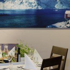 Отель Scandic Bodø бассейн