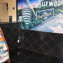 Отель Hollywood Inn Express North Лос-Анджелес интерьер отеля фото 3