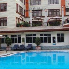 Отель Shahanshah International Непал, Катманду - отзывы, цены и фото номеров - забронировать отель Shahanshah International онлайн бассейн