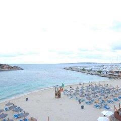 Отель Villa Portals Nous пляж