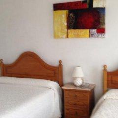 Отель Pension Glorioso Падрон комната для гостей