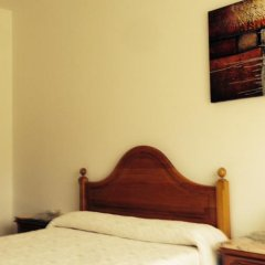 Отель Pension Glorioso Падрон комната для гостей фото 2