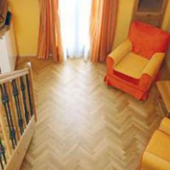 Отель Pension Pohádka Praha Прага комната для гостей фото 2