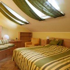 Отель Pension Pohádka Praha Прага комната для гостей фото 4