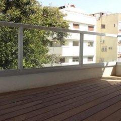 Esther Hamalka – Luxury 3 Bedroom and Balcony Израиль, Тель-Авив - отзывы, цены и фото номеров - забронировать отель Esther Hamalka – Luxury 3 Bedroom and Balcony онлайн балкон