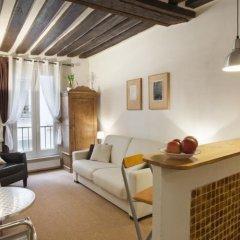 Отель Locappart Quincampoix Париж комната для гостей фото 4