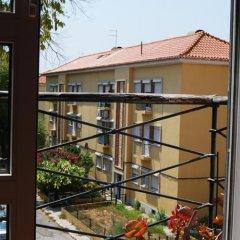 Отель MyNookLisbon балкон