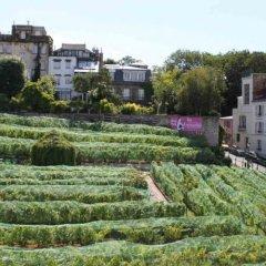 Апартаменты Montmartre Apartments Matisse Париж приотельная территория фото 2