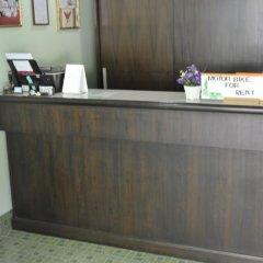 Отель Karon Thira Guesthouse интерьер отеля
