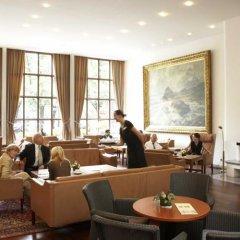 Hotel Baseler Hof интерьер отеля фото 2