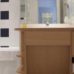 Hotel Baseler Hof ванная