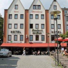 Отель Kunibert der Fiese Германия, Кёльн - отзывы, цены и фото номеров - забронировать отель Kunibert der Fiese онлайн городской автобус