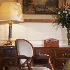 Отель Beau-Rivage Palace удобства в номере