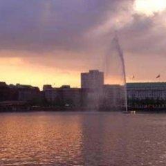 Отель Garni Nord Германия, Гамбург - отзывы, цены и фото номеров - забронировать отель Garni Nord онлайн приотельная территория