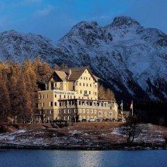 Отель Waldhaus am See Швейцария, Санкт-Мориц - отзывы, цены и фото номеров - забронировать отель Waldhaus am See онлайн фото 3