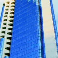 Grand Continental Flamingo Hotel Абу-Даби балкон