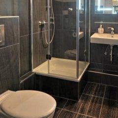 Отель St. Joseph Hotel Германия, Гамбург - отзывы, цены и фото номеров - забронировать отель St. Joseph Hotel онлайн ванная