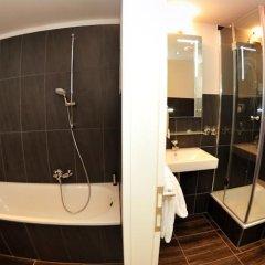 Отель St. Joseph Hotel Германия, Гамбург - отзывы, цены и фото номеров - забронировать отель St. Joseph Hotel онлайн ванная фото 2