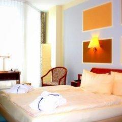 Отель SensCity Hotel Berlin Spandau Германия, Берлин - отзывы, цены и фото номеров - забронировать отель SensCity Hotel Berlin Spandau онлайн комната для гостей фото 5