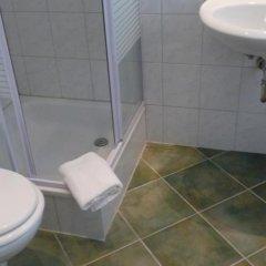 Отель 66 Германия, Гамбург - отзывы, цены и фото номеров - забронировать отель 66 онлайн ванная