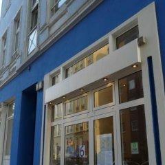 Отель 66 Германия, Гамбург - отзывы, цены и фото номеров - забронировать отель 66 онлайн вид на фасад фото 3