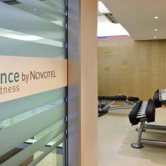 Отель Novotel Zurich City West фитнесс-зал фото 4