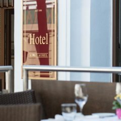 Hotel Marc Aurel балкон