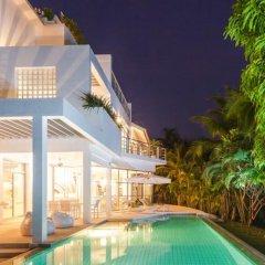 Отель White House @ Marina Phuket бассейн фото 3