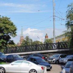 Kremlyovka Hostel парковка