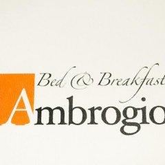 Отель B&B Ambrogio интерьер отеля