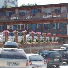 Отель Villa Kamelia 2 Албания, Голем - отзывы, цены и фото номеров - забронировать отель Villa Kamelia 2 онлайн парковка
