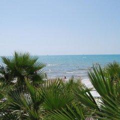 Отель Villa Kamelia 2 Албания, Голем - отзывы, цены и фото номеров - забронировать отель Villa Kamelia 2 онлайн пляж фото 2