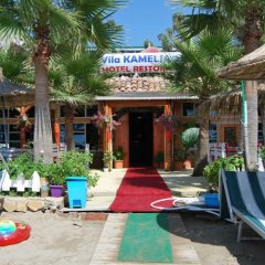 Отель Villa Kamelia 2 Албания, Голем - отзывы, цены и фото номеров - забронировать отель Villa Kamelia 2 онлайн бассейн