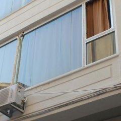 Отель White Dream балкон