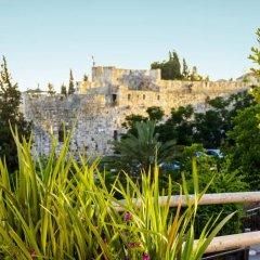 Отель Sepharadic House Иерусалим приотельная территория фото 2