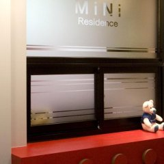 Отель MiNi Residence комната для гостей