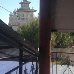 Гостиница Гостевой дом Байк Пост в Элисте 2 отзыва об отеле, цены и фото номеров - забронировать гостиницу Гостевой дом Байк Пост онлайн Элиста балкон