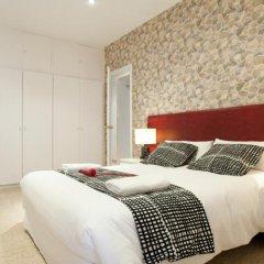 Отель Rainbow Испания, Барселона - отзывы, цены и фото номеров - забронировать отель Rainbow онлайн комната для гостей фото 5
