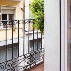 Отель Rainbow Испания, Барселона - отзывы, цены и фото номеров - забронировать отель Rainbow онлайн балкон