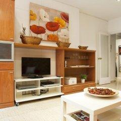 Отель Rainbow Испания, Барселона - отзывы, цены и фото номеров - забронировать отель Rainbow онлайн комната для гостей фото 4